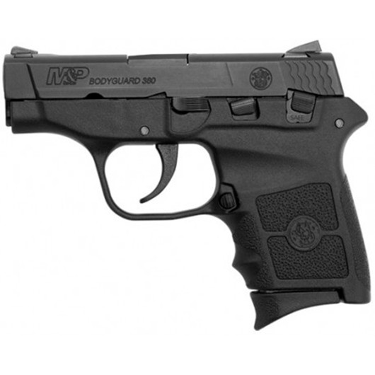 SMITH AND WESSON BODYGUARD SIN LASER