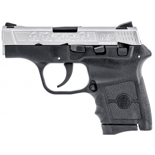 SMITH AND WESSON BODYGUARD SIN LASER - GRABADA