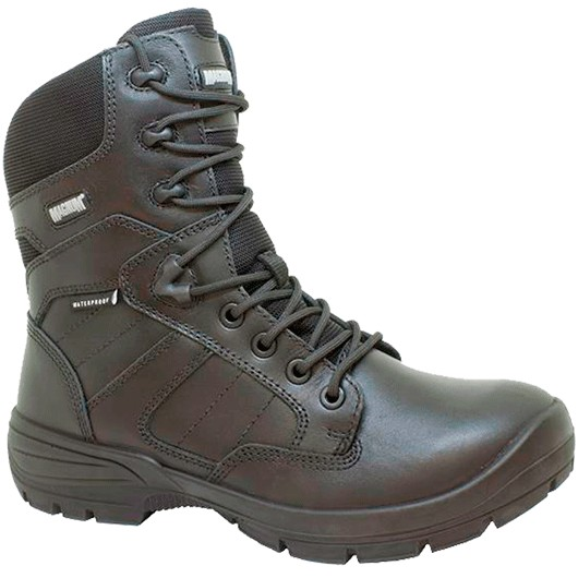 MAGNUM FOX 8.0 LEATHER WATERPROOF NEGRAS