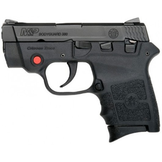 SMITH AND WESSON BODYGUARD CON LASER