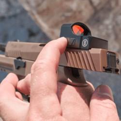 Pistola Semiautomática Sig Sauer