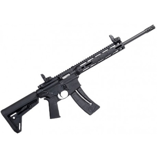 SMITH AND WESSON M&P15-22 SPORT MOE SL BLACK