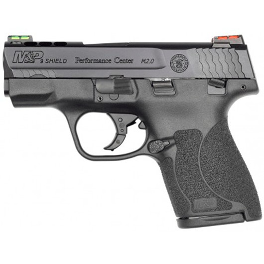 SMITH AND WESSON M&P9 SHIELD M2.0 PC PORTED